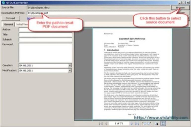 Qanday qilib PDF formatni DOC formatga aylantirish