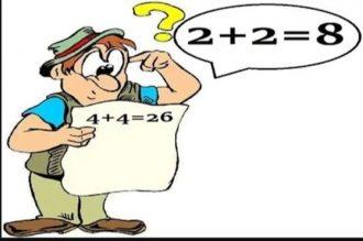 Matematikaga oid mantiqiy savollar va masalalar to'plami