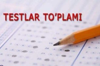 Testlar to'plami