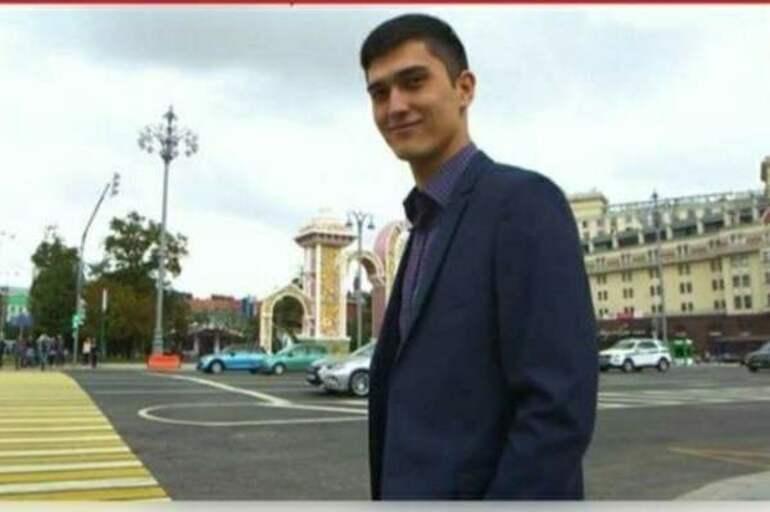 Xalqaro Xotira sporti ustasi - Husniddin Ismoilov