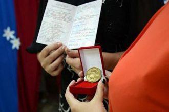 Iqtidorli o'quvchilarning oltin va kumush medali