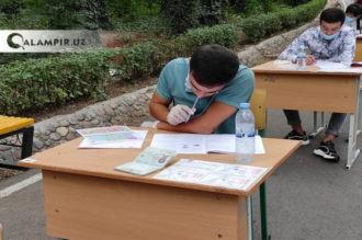 DTM Test natijalarining bari qaytadan tekshirib chiqilishi aytilmoqda