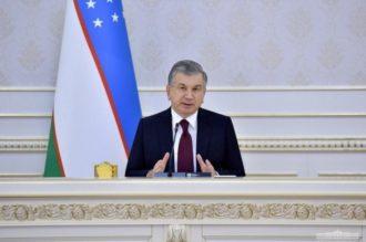 Shavkat Mirziyoyev maktab o'qituvchilarining ko'pchiligida koronavirus aniqlanayotganini aytdi