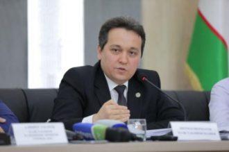 Vazir sobiq deputat Kobul Dusov va XTV ishi haqida gapirdi