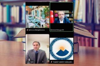 Sharqshunoslik universitetiga turkiyalik professorlar ta'lim berish uchun taklif qilindi