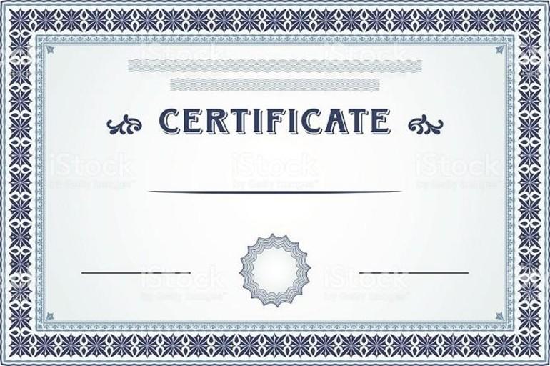 Attestatsiyadan o'tganlik to'g'risidagi toifa sertifikatlarini qachon va kimdan olish mumkin?