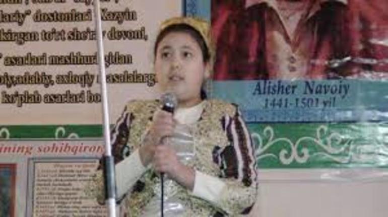 Alisher Navoiy haqida she'rlar