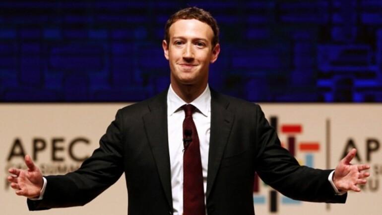 """Facebook asosichisi va bosh direktori 30 000 AQSH dollari nahridagi """"Golf""""da xarakatlanadi."""