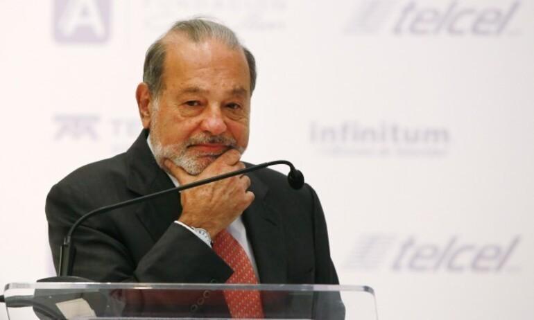 """""""Grupo Carso""""ni tashkil qilgan meksikalik fuqaro Karlos SlimXelu 40 yil davomida bitta uyda yashagan."""