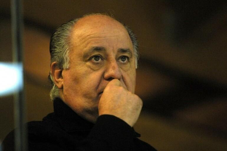 Inditex asoschisi Amansio Ortega doimo Zara kafeteriyasida o'zining xizmatchilari bilan birga ovqatlanadi.