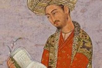 Zahiriddin Muhammad Bobur g'azallari to'plami