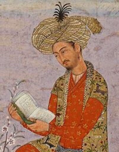 Zahiriddin Muhammad Bobur ruboiylar to'plami