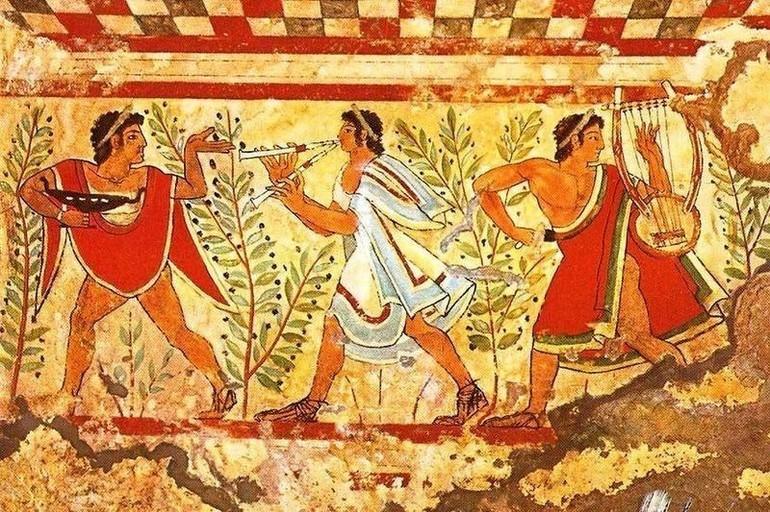 10. Etrusklar