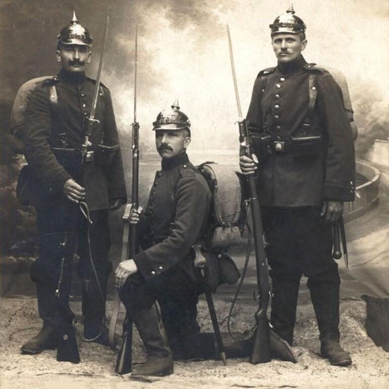 4. Prussiyaliklar