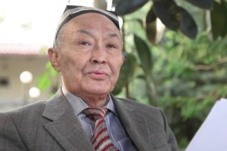 Abdulla Oripov armonlari