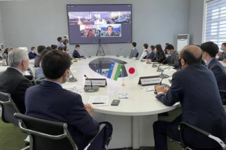 Эксперт Кабинета министров Японии прочитал лекцию для студентов УМЭД