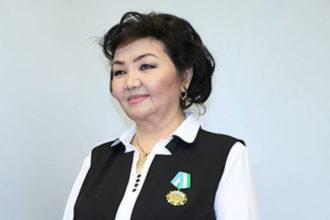 Halima Xudoyberdiyeva haqida ma'lumot