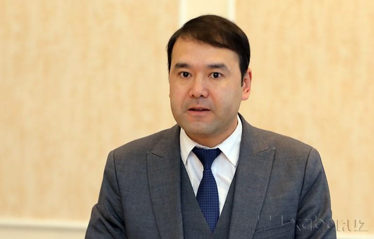 Расул Кушербаев получил статус «Народолюбивого депутата»
