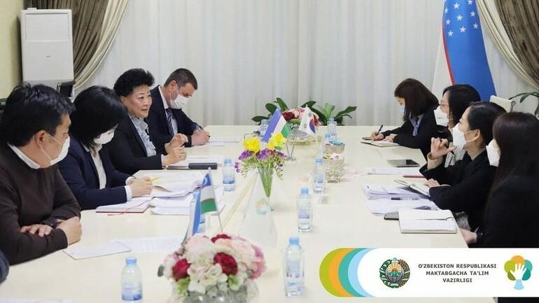 В Узбекистане появится Центр переподготовки и обучения кадров в сфере дошкольного образования