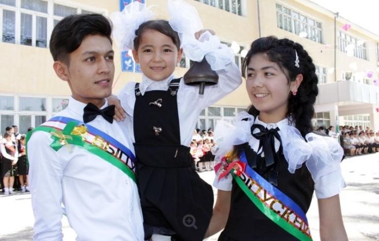 25-may so'nggi qo'ng'iroq kuni uchun senariylar to'plami