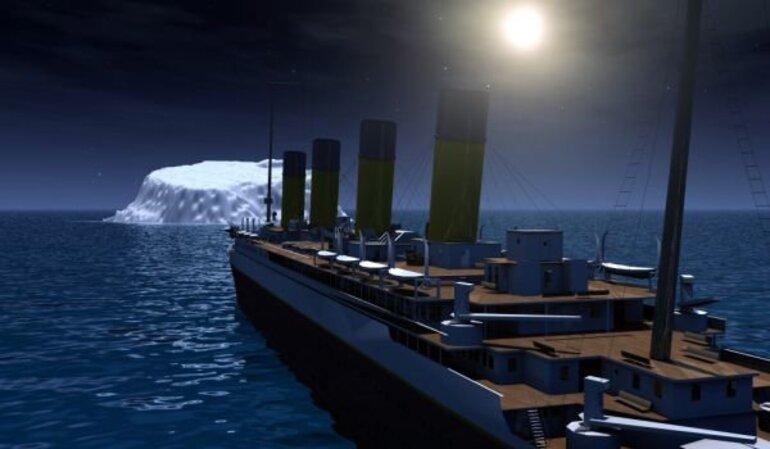 Titanik halokati