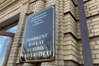Toshkent yuridik universiteti magistraturaga kirish imtihoni muddatlari ma'lum bo'ldi