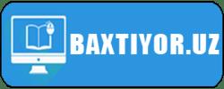 Baxtiyor.uz